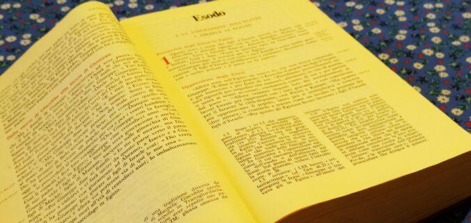 La Singorina Giulianini e la Bibbia